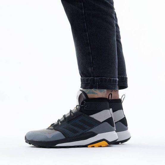 נעליים אדידס לגברים Adidas Terrex Trailmaker Mid C.RD - צבעוני כהה