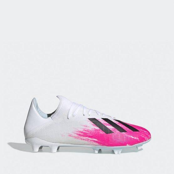 נעלי קטרגל אדידס לגברים Adidas X 19.3 FG - לבן/ורוד
