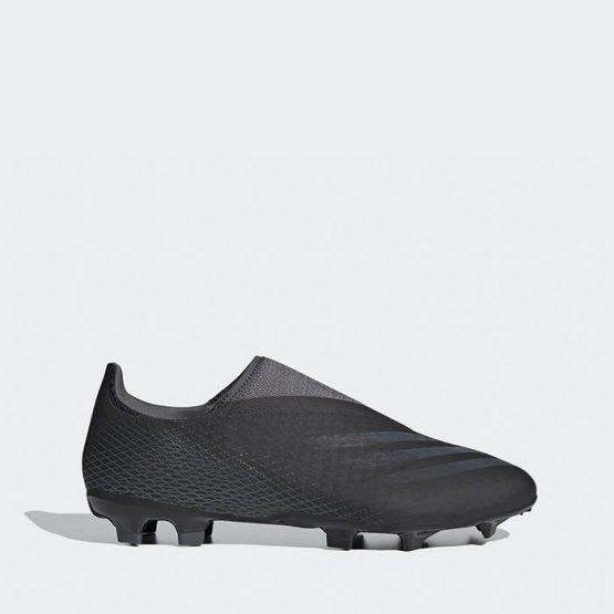 נעלי קטרגל אדידס לגברים Adidas X GHOSTED.3 FG - שחור