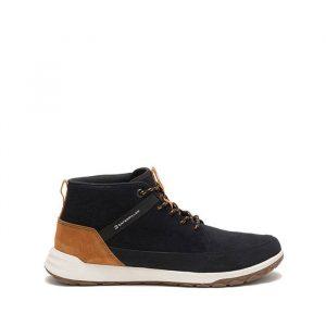 נעליים קטרפילר לגברים Caterpillar Quest Mid - שחור