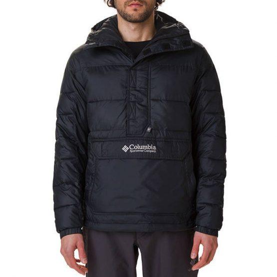 ביגוד קולומביה לגברים Columbia Pullover Jacket - שחור