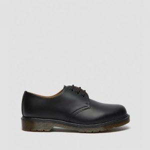 נעלי אלגנט דר מרטינס  לגברים DR Martens 1461 PW - שחור