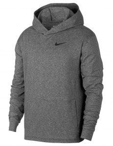 ביגוד נייק לגברים Nike DRY HE PO HPRDRY LT - אפור