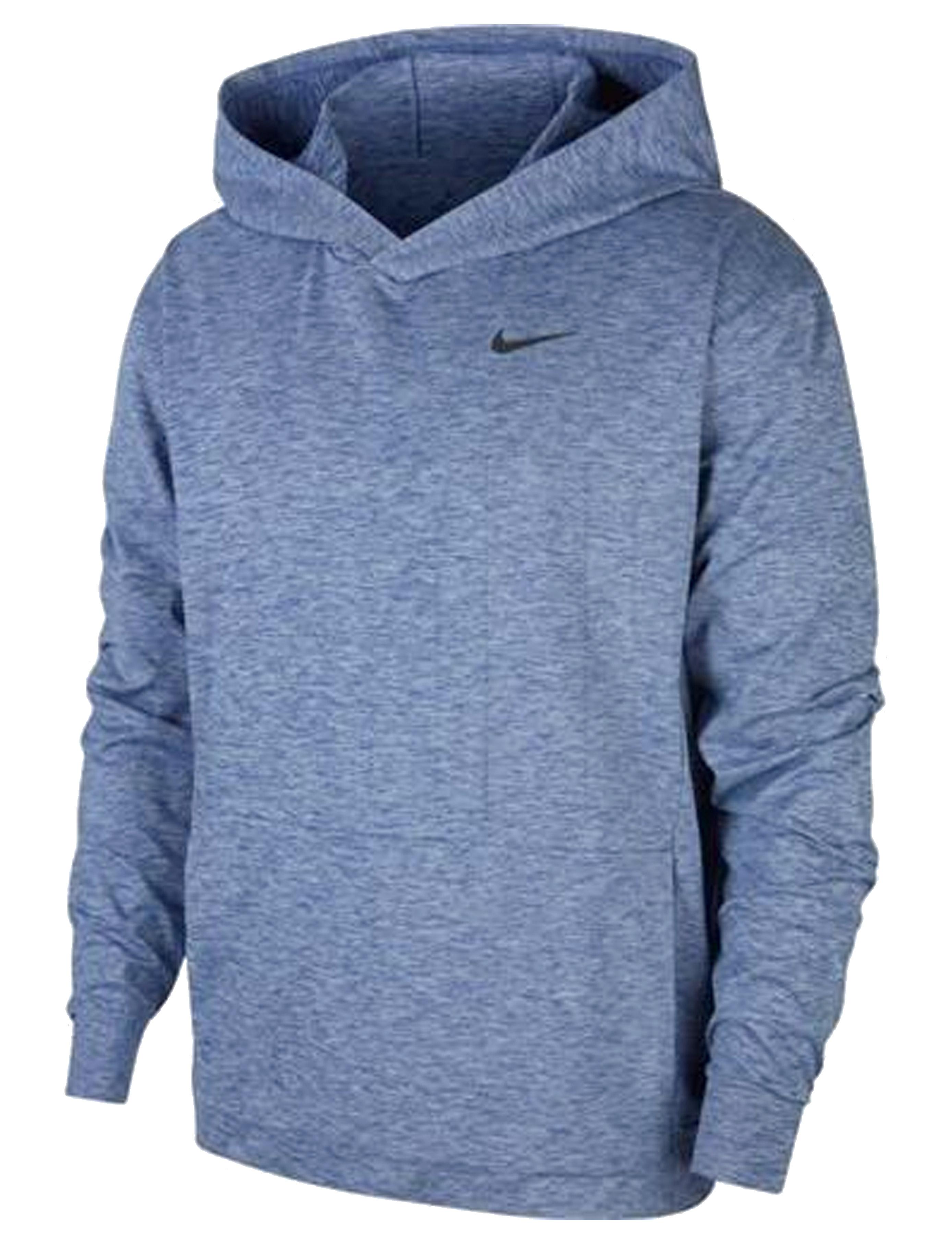 ביגוד נייק לגברים Nike DRY HE PO HPRDRY LT - כחול