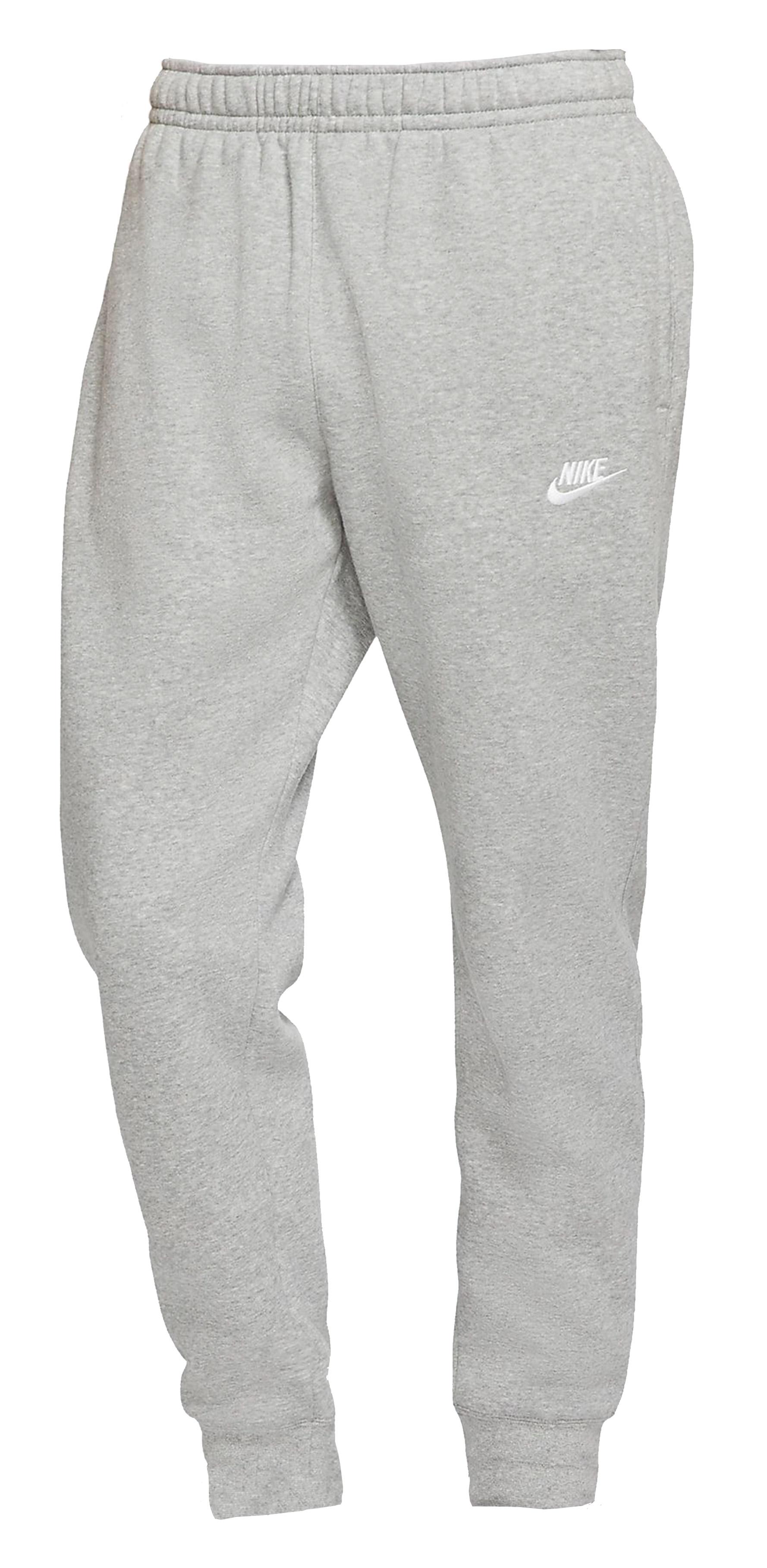 ביגוד נייק לגברים Nike NSW CLUB JGGR - אפור