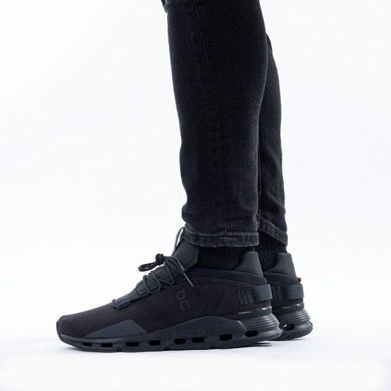 נעליים און לגברים On Running Cloudnova - שחור