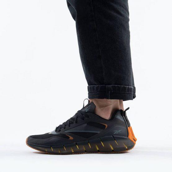 נעלי ריצה ריבוק לגברים Reebok Zig Kinetica Horizon - שחור