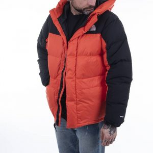 ג'קט ומעיל דה נורת פיס לגברים The North Face Himalayan Down Parka - כתום
