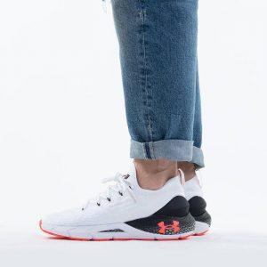 נעלי ריצה אנדר ארמור לגברים Under Armour Hovr Phantom 2 - לבן