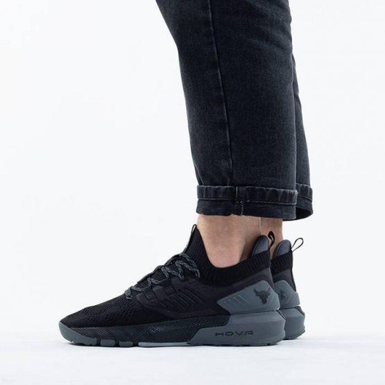 נעליים אנדר ארמור לגברים Under Armour Project Rock 3 - שחור