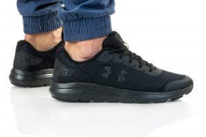 נעלי ריצה אנדר ארמור לגברים Under Armour Surge 2 - שחור