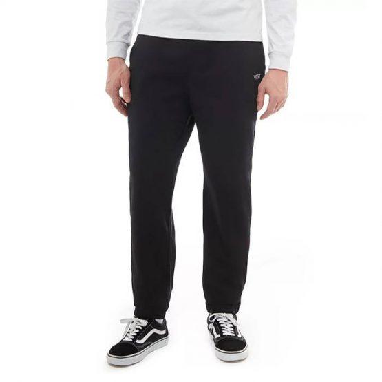 ביגוד ואנס לגברים Vans Basic Fleece Pant - שחור