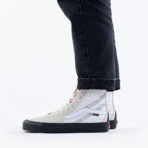 נעליים ואנס לגברים Vans Sk8-Hi GTX Gore-Tex - לבן