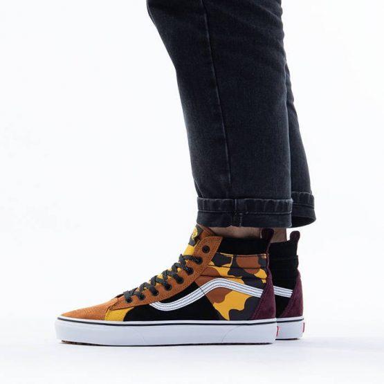 נעליים ואנס לגברים Vans Sk8-Hi Mte 2.0 Dx - צבעוני