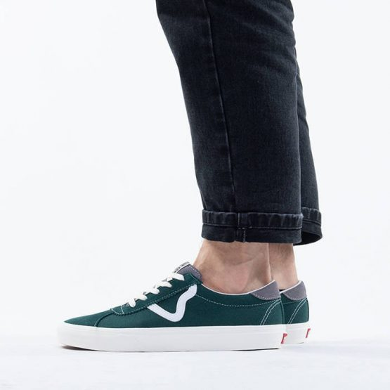 נעליים ואנס לגברים Vans Sport Retro - ירוק