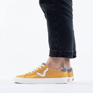 נעליים ואנס לגברים Vans Sport Retro - צהוב