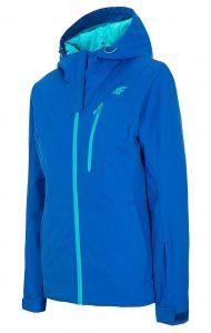 ג'קט ומעיל פור אף לנשים 4F NeoDry 8000 - כחול