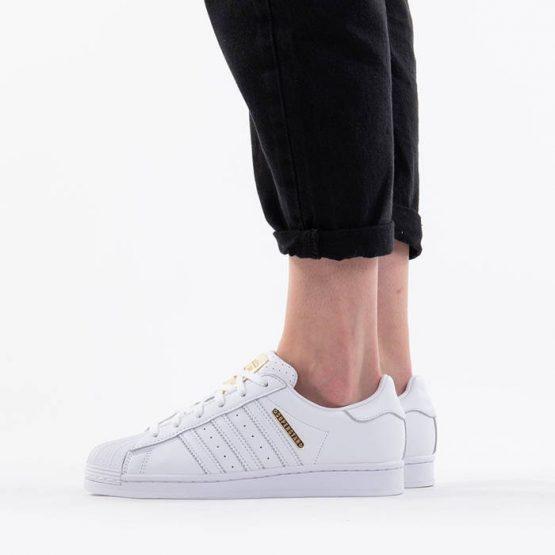 נעליים אדידס לנשים Adidas Originals Superstar 2.0 - לבן
