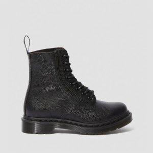 נעליים דר מרטינס  לנשים DR Martens 1460 Pascal ZIP - שחור
