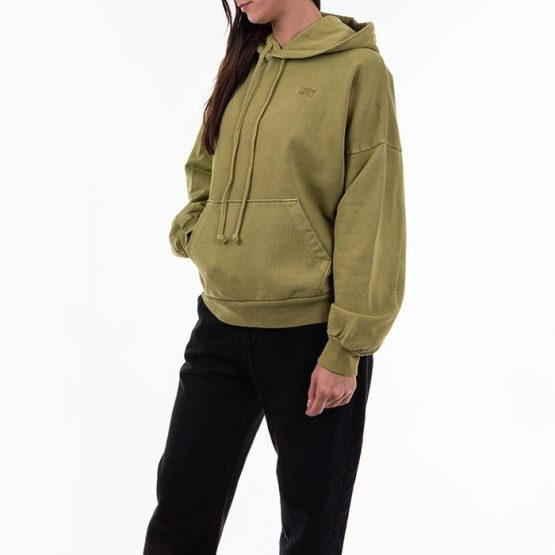 ביגוד ליוויס לנשים Levi's 2020 Hoodie Oasis - ירוק