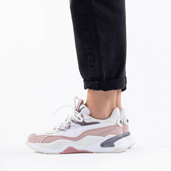 נעליים פומה לנשים PUMA Rs-2K Soft Metal - לבן