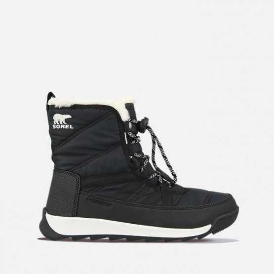 נעליים סורל לנשים Sorel Whitney II Short Lace - שחור