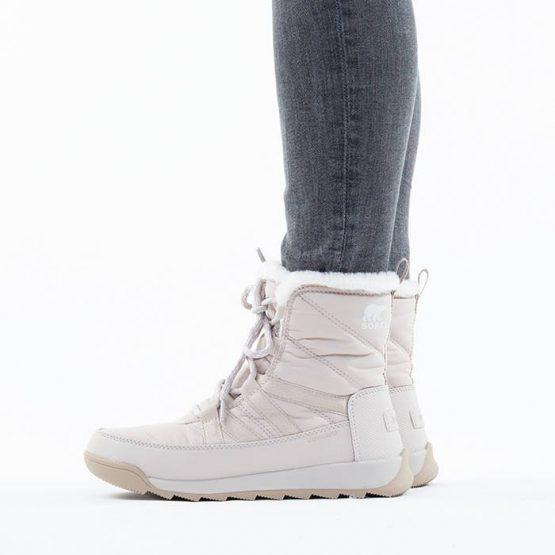 נעליים סורל לנשים Sorel Whitney II Short Lace - לבן