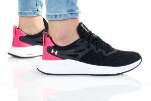 נעלי ריצה אנדר ארמור לנשים Under Armour CHARGED BREATHE TR 2 - שחור