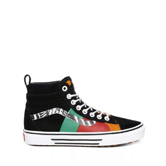 נעלי סניקרס ואנס לנשים Vans Sk8-Hi 46 Mte Dx - שחור