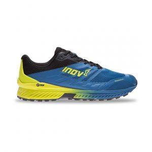 נעלי ריצת שטח אינוב 8 לגברים Inov 8 Trailroc G 280 - כחול/צהוב