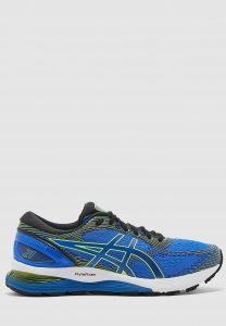 נעלי ריצה אסיקס לגברים Asics  Gel Nimbus 21 - כחול