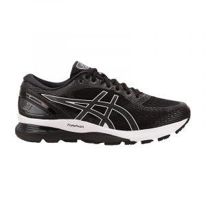 נעלי ריצה אסיקס לגברים Asics  Gel Nimbus 21 - שחור