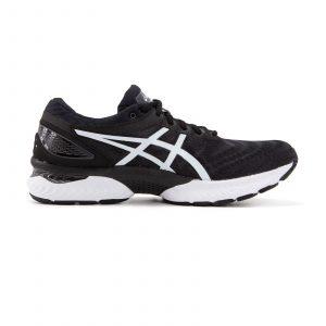 נעלי ריצה אסיקס לגברים Asics GEL-Nimbus 22 - שחור הדפס