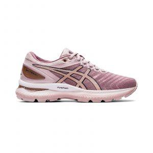 נעלי ריצה אסיקס לנשים Asics Gel-Nimbus 22 - ורוד