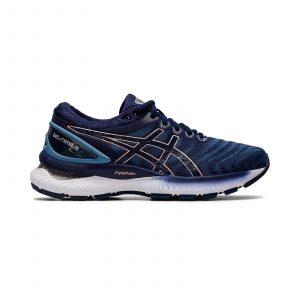 נעלי ריצה אסיקס לנשים Asics Gel-Nimbus 22 - כחול