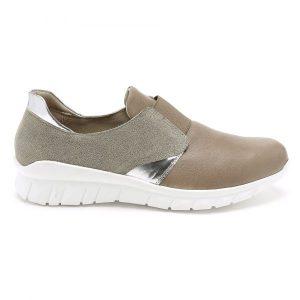 נעלי סניקרס טבע נאות לנשים Teva naot Interpid - אפורכסף
