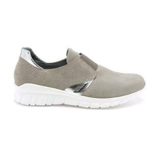 נעלי סניקרס טבע נאות לנשים Teva naot Interpid - כסף