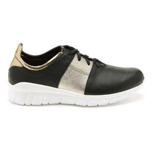 נעלי סניקרס טבע נאות לנשים Teva naot Bazz - שחור