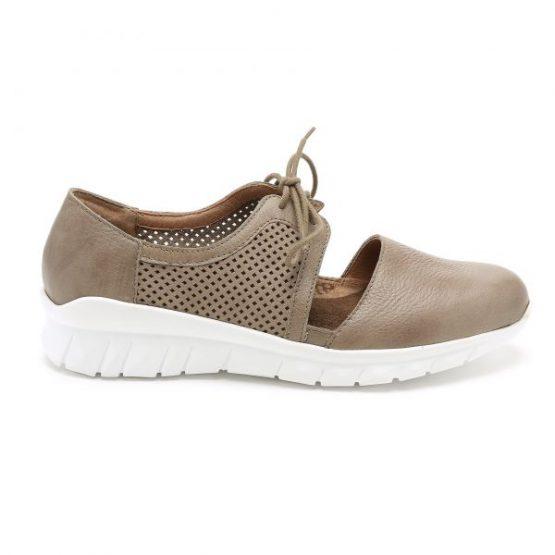 נעלי סניקרס טבע נאות לנשים Teva naot Ofelia - בז'