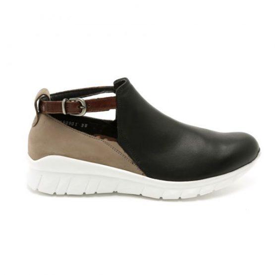 נעלי סניקרס טבע נאות לנשים Teva naot Kosmic - שחור/חום