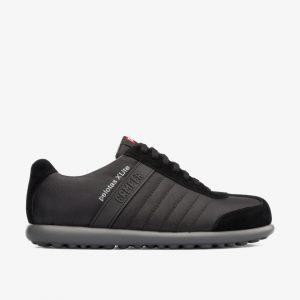 נעלי סניקרס קמפר לגברים Camper Pelotas XLite - שחור/אפור