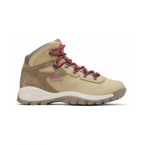 נעלי טיולים קולומביה לנשים Columbia NEWTON RIDGE - חום בהיר