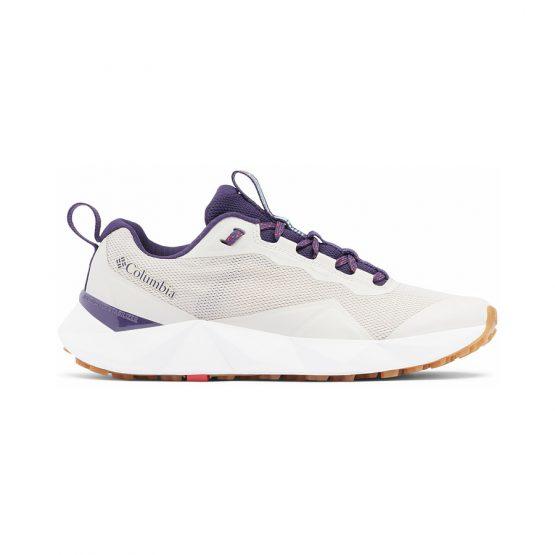נעלי טיולים קולומביה לנשים Columbia FACET 15 - לבן/סגול
