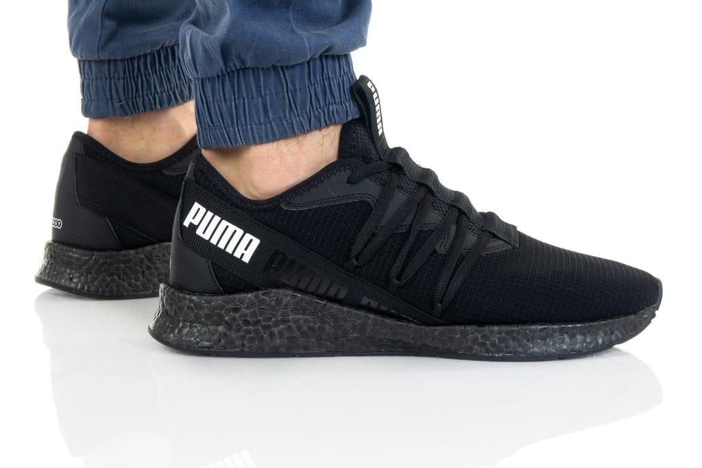 נעלי סניקרס פומה לגברים PUMA NRGY STAR NEW CORE - שחור