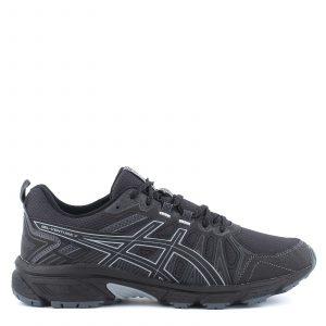 נעלי ריצת שטח אסיקס לגברים Asics   Gel Venture 7  - שחור