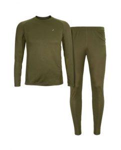 מכנס ספורט אווטדור לגברים Outdoor Thermodry - ירוק זית
