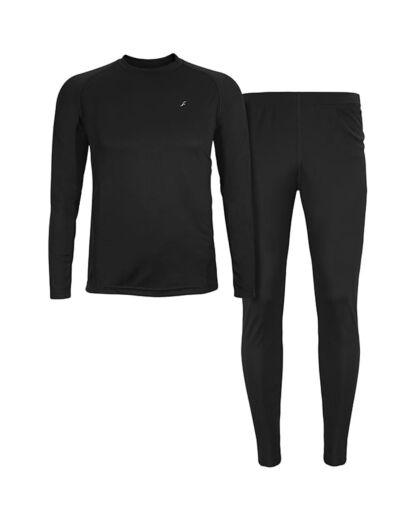 מכנס ספורט אווטדור לגברים Outdoor Thermodry - שחור