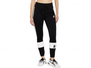 מכנס ספורט אסיקס לנשים Asics COLORBLOCK - שחור