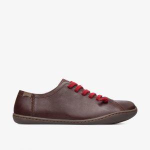 נעלי סניקרס קמפר לנשים Camper Peu - בורדו