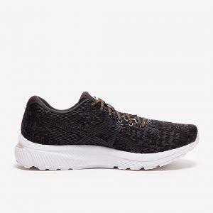 נעלי ריצה אסיקס לגברים Asics Gel Cumulus 22 - שחור/לבן